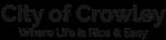 City of Crowley, Louisiana Logo