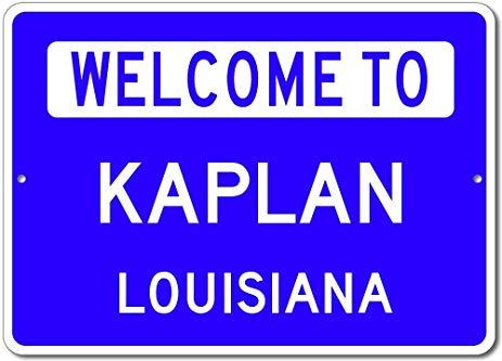 City of Kaplan, Louisiana Logo