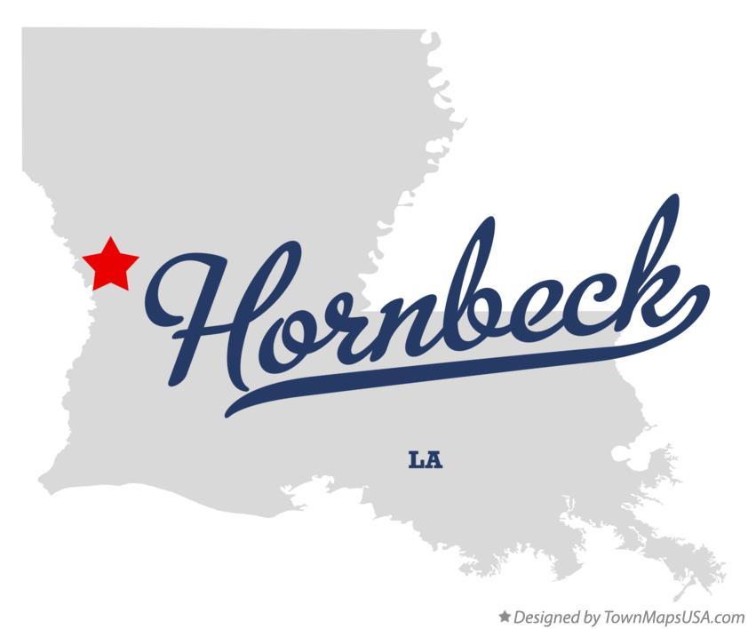 Town of Hornbeck Logo