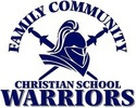 Family Community Christian School Logo
