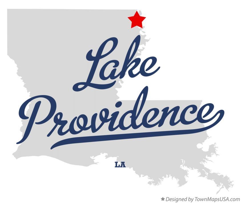 Lake Providence Logo