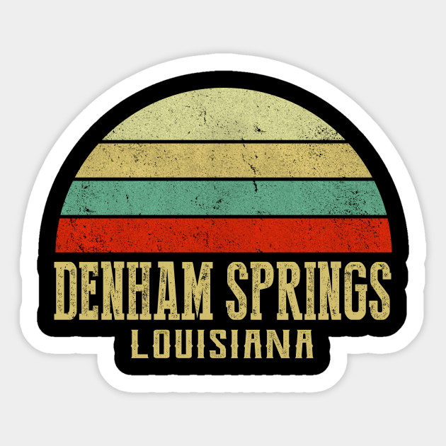 Denham Springs Logo